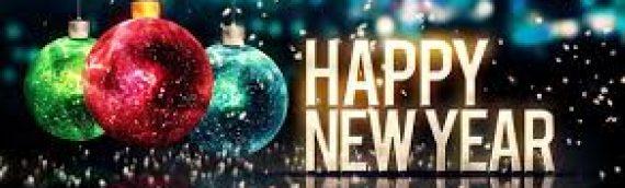 Happy New Year's 2017