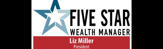 Five Star Professional Honors Liz