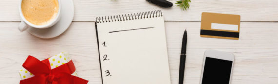 Five Tasks to Add to Your Holiday To-Do List